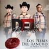 'DEL NEGOCIANTE' - Los Plebes Del Rancho De Ariel Camacho - DEL Records 2015 Portada del disco