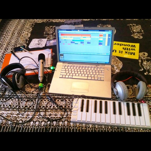 Library Jam (a Shared Experiment In Sound)