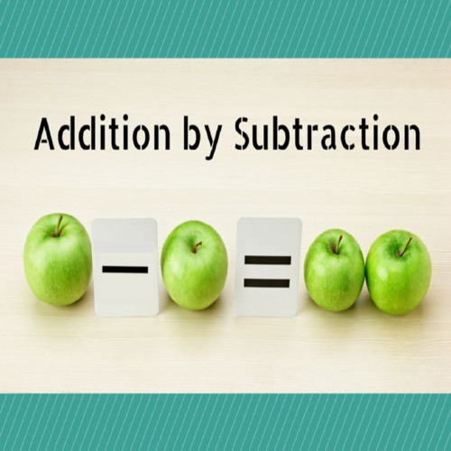 Life Of Christ 342 - Addition By Subtraction