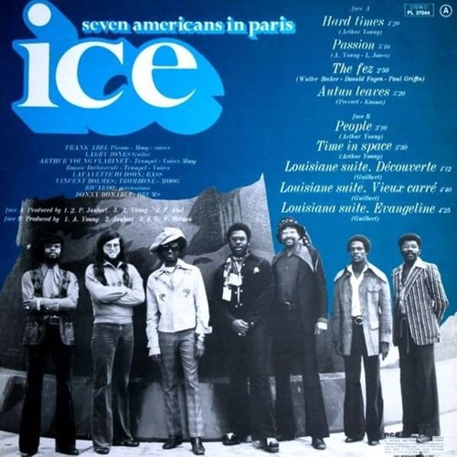 Ice - The Fez (Steely Dan Cover) (1977)