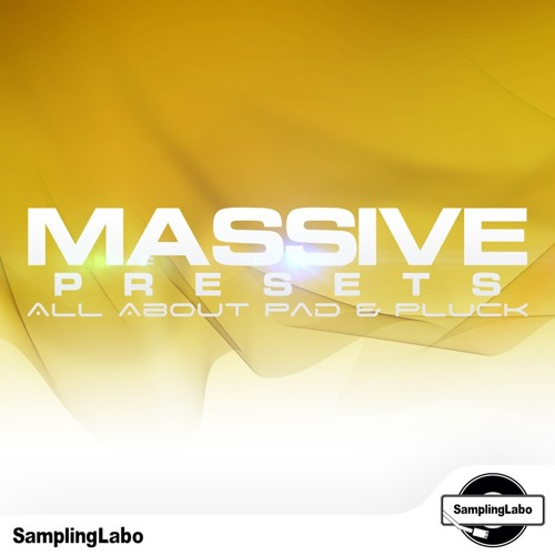 MassivePresets / All About Pad&Pluck_DEMO