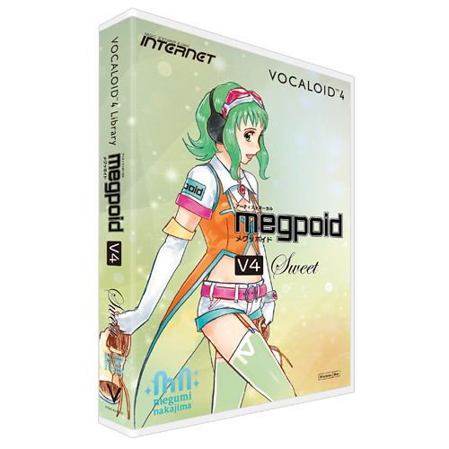 VOCALOID4 Megpoid V4 Sweet [NaturalSweet]