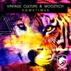 Vintage Culture & WOO2TECH - Sometimes (Radio Edit) [OUT NOW!]