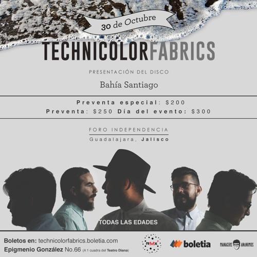 30 Oct   Foro Independencia     RMX 100.3 FM by technicolorfabrics ... a0aadf6e69451