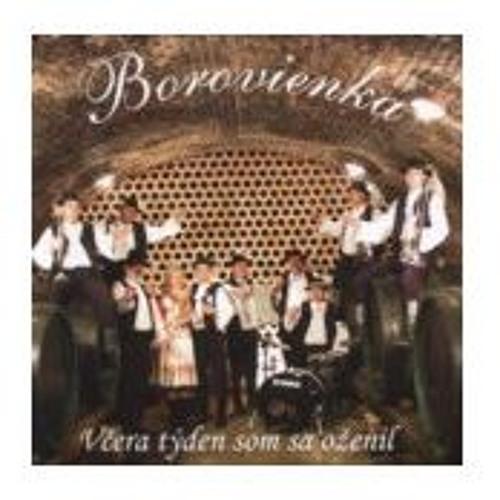 CD-08 Borovienka - Včera týden som sa oženil - rok 2004