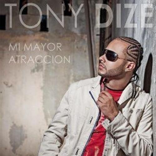 Mi Mayor Atracción - Tony Dize ( Gato C'Mix )