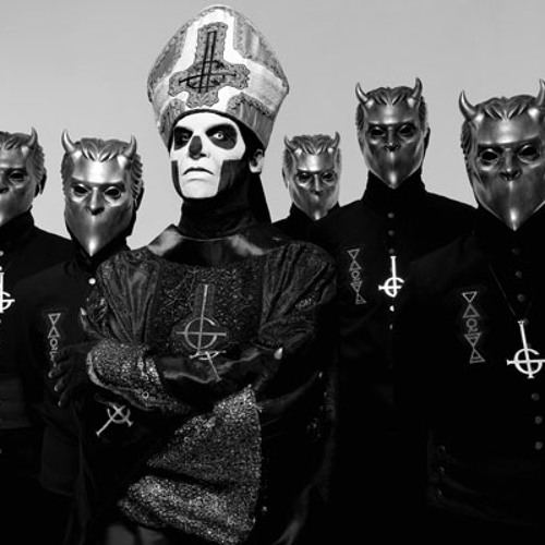 GHOST | Interview with Nameless Ghoul - Talks Meliora, Crafting Devil-Rock w/ Dave Grohl