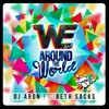DJ Aron Feat. Beth Sacks - We Party Around The World (Oscar Velazquez Remix)REL DATE 27 Nov 2015