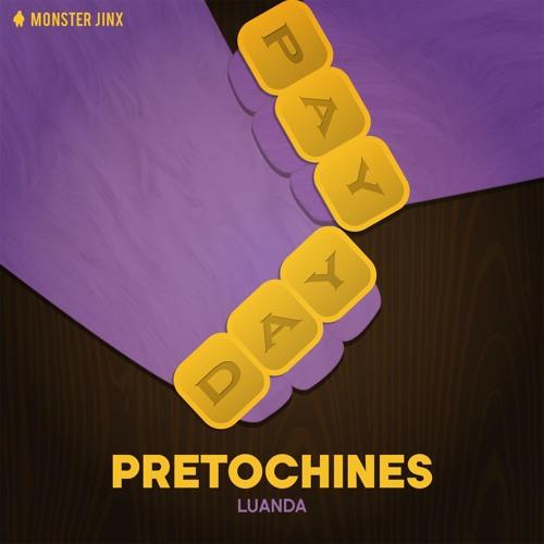 [PAYDAY 02] pretochines - Luanda