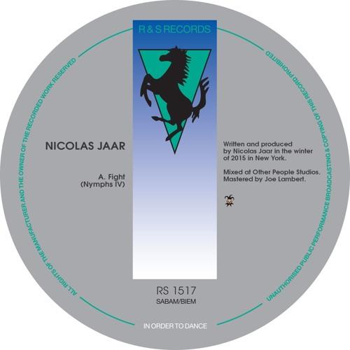 Nicolas Jaar - Fight