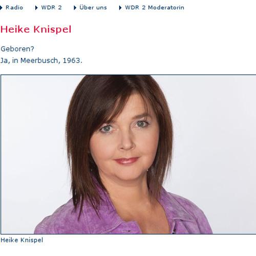 Heike Knispel Wdr