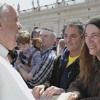 """""""People Have the Power"""": Patti Smith on Pope Francis and Her Performances at the Vatican"""