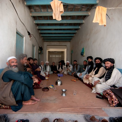 Architect & urban planner Jan Willem Petersen (NL)undercover in Afghanistan