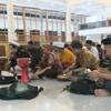 Mahalul Qiyam - Maulid Ad - Diba'i Cinta Rebana ITS Institut Teknologi Sepuluh Nopember