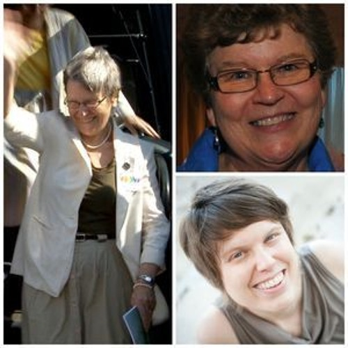 October 2015 WATERtalk With Rebecca Parrish, Simone Campbell, And Chris Schenk