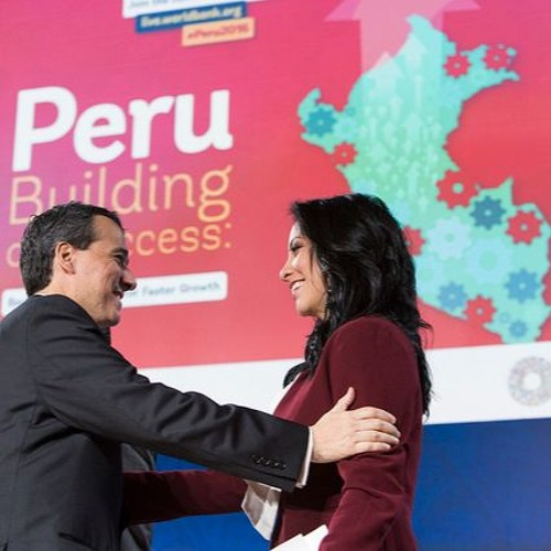 The World Bank and IMF meet in Peru