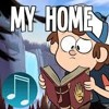 My Home - Gravity Falls Song By MandoPony