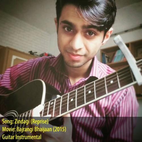 Zindagi (Reprise): Bajrangi Bhaijaan - Guitar Instrumental by aztheband : AZ The Band : Free ...