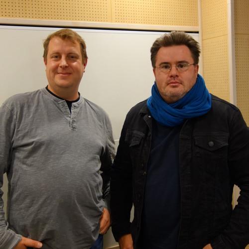 Taidekohta 8.10.2015 - Miksi tiedettä pitää kustantaa? Ville Lähde & Kimmo Jylhämö