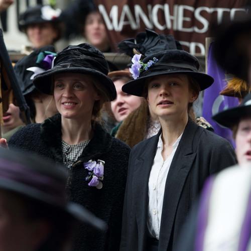 October 2015: Suffragette, Driving with Selvi, Woody Allen & Lee Hazlewood