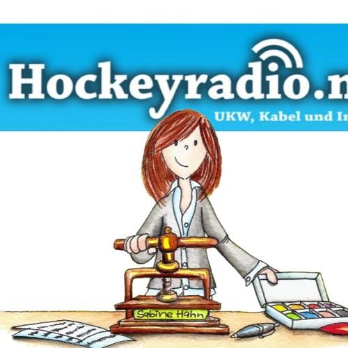 Interview Hockeyradio mit Autorin Sabine Hahn, Kinderbuch Die Hockey Kids