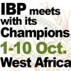 IBP in West Africa - Peter Ninnes and Stewart Andrews, IBP