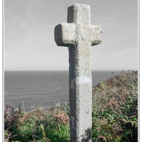 The cross of the end of the world (Ouessant)