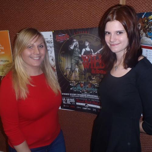 Angelika Plich - Wywiad w Radio Zet Gold 8.10.2015