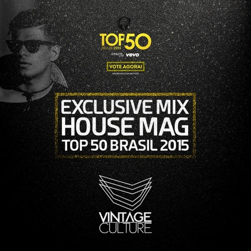 Vintage culture exclusive mix house mag top50 by for Exclusive house music