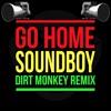 Cocoa Tea Go Home Soundboy Album Cover