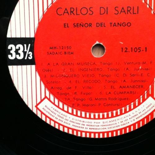 Carlos Di Sarli #Tanda