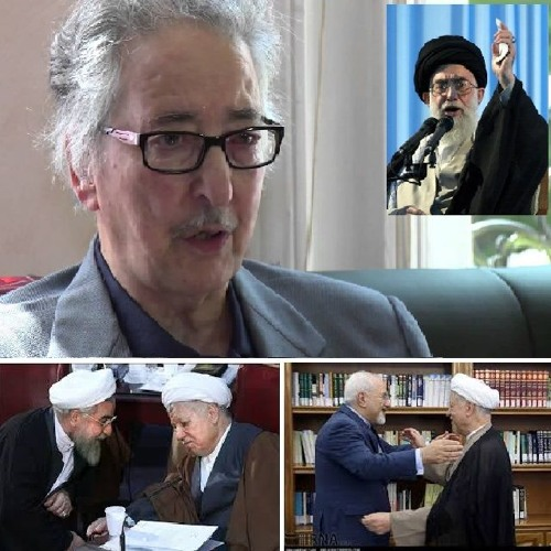 Banisadr 94-07-17=اظهارات آقای خامنه ای در رابطه با روحانی و برجام: مصاحبه با آقای بنی صدر