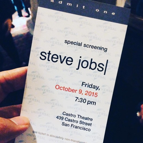 Steve Jobs Q&A: Aaron Sorkin, Danny Boyle and Angela Watercutter at the Castro Theatre