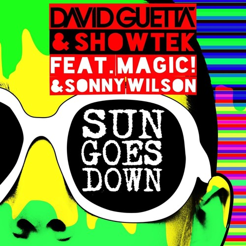 David Guetta & Showtek - Sun Goes Down [Remix Stems]**FREE DOWNLOAD