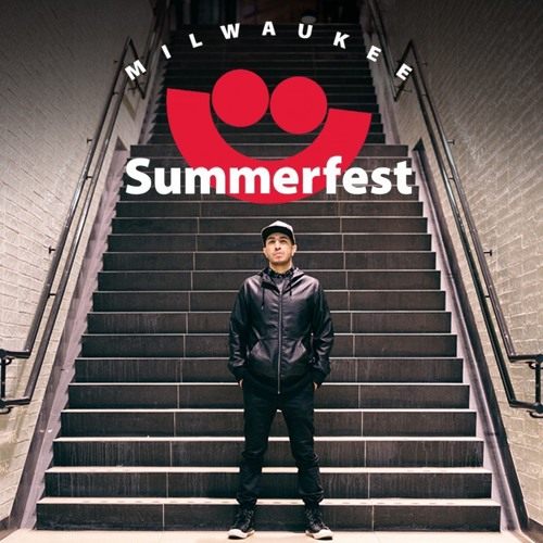 DJ Promote Summerfest Opener Set - Milwaukee, WI