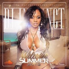 DJ INSTINCT - WELCOME SUMMER 2015