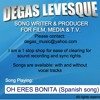 Oh Eres Bonita (without Vocal)