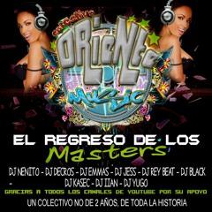 INTRO COL.ORIENTE MUSIC . EL REGRESO DE LOS MASTERS