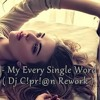 Dj Tafta Ft. Miss Effe - My Every Single Word ( Dj C!pr!@n Rework )