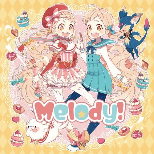 Sugar Bunny*3rdフルアルバム「Melody!」
