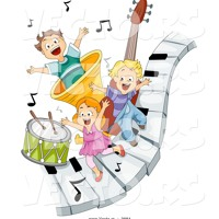 Cover mp3 The Wheels On The Bus Go Round And Round   Nursery