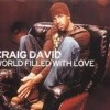 World Filled With Love - Craig David - Cover