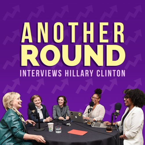 Hillary Clinton on Another Round: Do You Sweat? (clip)