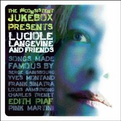 L'accordéoniste LUCIOLE LANGEVINE ft Rudi Bakken The Inconsistent Jukebox Production