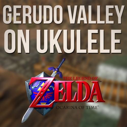 Gerudo Valley on Ukulele by SamiKoivisto | Sami Koivisto