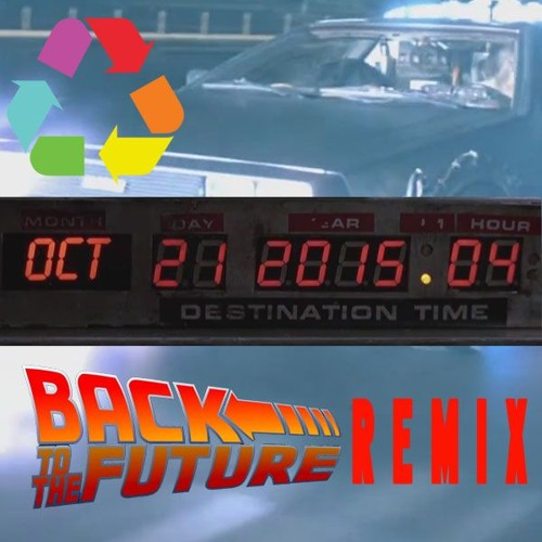 Back To The Future Remix
