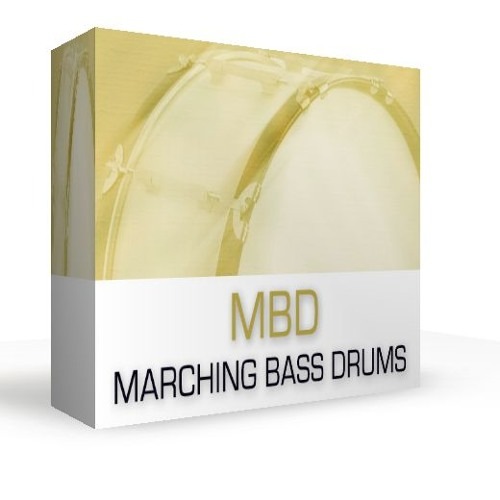 Young Masters - Marching Bass Drums