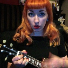Lucy Can't Dance: Feeling Good (ukulele Cover)