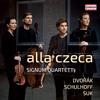 Antonín Dvořák: IV. Finale from String Quartet in G major, op.106