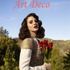 Lana Del Rey - Art Deco (Instrumental)